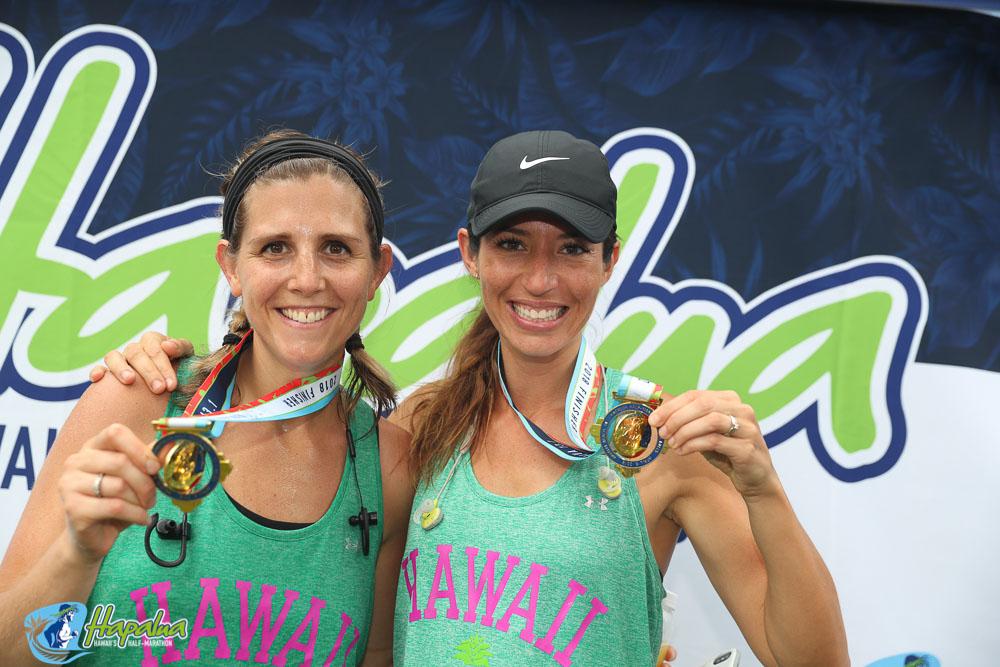 The Hapalua - Hawaii's Half Marathon on April 8, 2018
